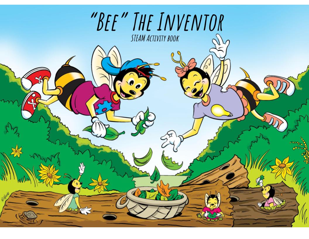 Bee the Inventor Image