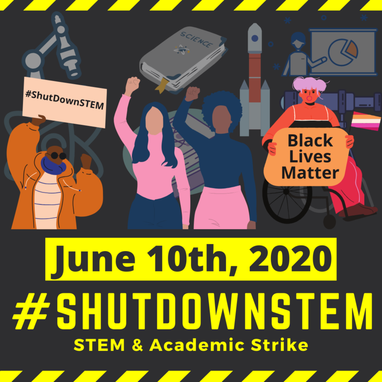 Graphic for Shut Down STEM