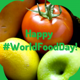 Fruits for World Food Day 2020