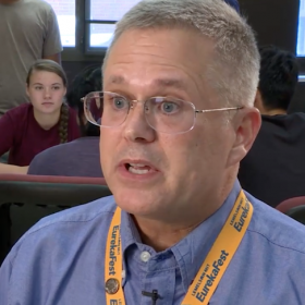 2018 InvenTeam educator Phil Arnold