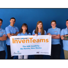 The ASK Academy InvenTeam