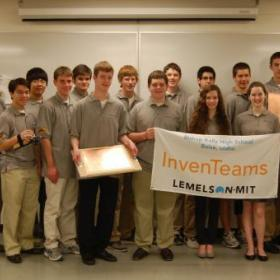 Bishop Kelly High School InvenTeam