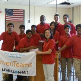 Clear Lake High School InvenTeam