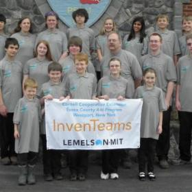 Cornell Cooperative Extension of Essex County InvenTeam