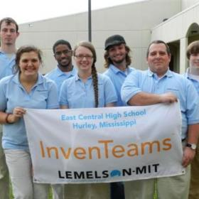 East Central High School InvenTeam
