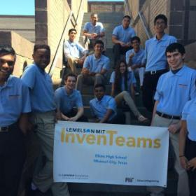 Elkins High School InvenTeam