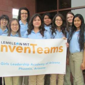 Girls Leadership Academy of Arizona InvenTeam