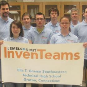 Ella T. Grasso Southeastern Technical High School InvenTeam
