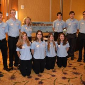 Hill Country Education Foundation InvenTeam