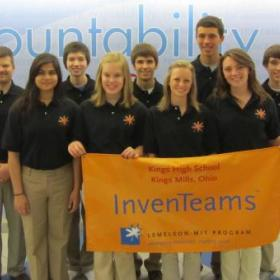 Kings High School InvenTeam