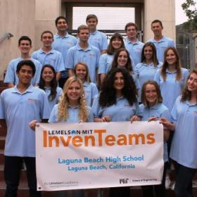 Laguna Beach High School InvenTeam
