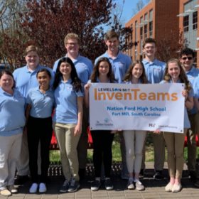 Nation Ford High School InvenTeam