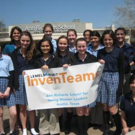 Ann Richards School for Young Women Leaders