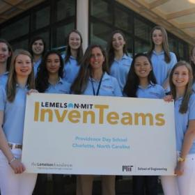 Providence Day School InvenTeam