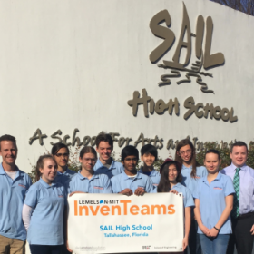 SAIL High School InvenTeam