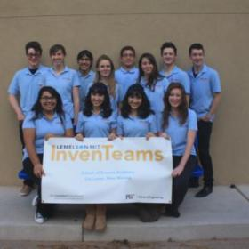 School of Dreams Academy InvenTeam