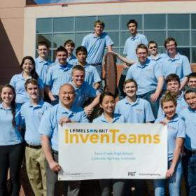 Sand Creek High School InvenTeam