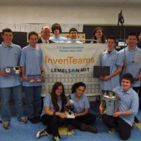 S.S. Seward Institute InvenTeam