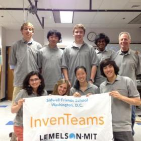 Sidwell Friends School InvenTeam