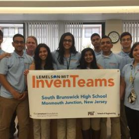 South Brunswick High School InvenTeam