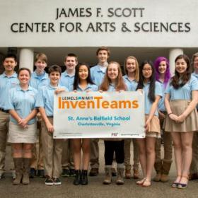 St. Anne's-Belfield School InvenTeam