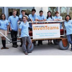 Sturgis West Charter School InvenTeam