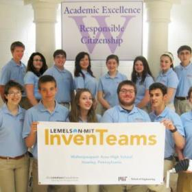 Wallenpaupack Area High School InvenTeam