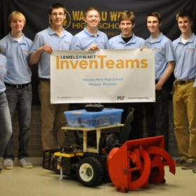 Wausau West High School InvenTeam