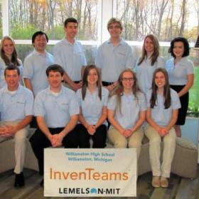 Williamston High School InvenTeam