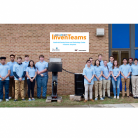Frederick County Career and Technology Center InvenTeam