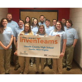 Lincoln County High School InvenTeam