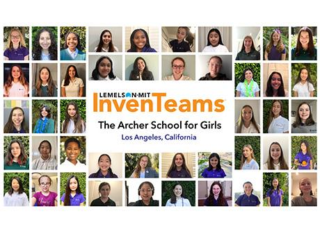 The Archer School for Girls InvenTeam