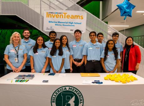 Billerica Memorial High School InvenTeam